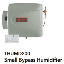 Adams Refrigeration Service - Trane Humidifiers - THUMD200