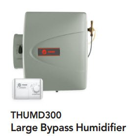 Adams Refrigeration Service - Trane Humidifiers - THUMD300