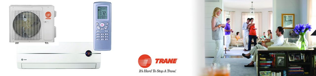 Adams Heating & Cooling - Trane Ductless Systems