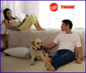 Adams Refrigeration Service - Trane CleanEffects - Family